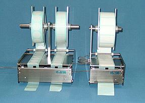 ラベル剥離機 HS-W100 / HS-100