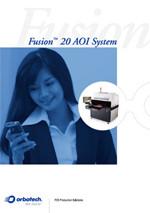 プリント基板外観検査装置 「Fusion 20 AOI」 カタログ