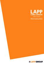 LAPP ケーブル カタログ