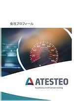 ATESTEO 会社プロフィール