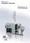 給袋包装機用検査用カメラ内蔵サーマルプリンタ 「PCP200JA」 カタログ