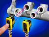 レーザーセンサ  「QS30シリーズ反射型/QS30シリーズ偏光回帰反射型」