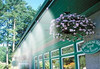 セミドライフォグ冷房装置  「涼霧システム」