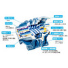 GEAグラッソ・スクリュー圧縮機による産業用冷凍機システム