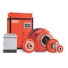 低速高トルク油圧モータ及び電気コントローラ付き標準駆動システム