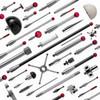 三次元測定機・工作機械プローブ用スタイラス