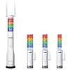 積層形表示灯、インテリジェントタワー  「パトレイバーシリーズ」