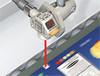 メタルハウジングCMOSクラス1レーザーコントラストセンサ  「Q3X」