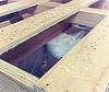 無垢材・合板の梱包箱用 水溶性撥水塗料  「森の雫」