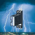 電池内蔵形、寿命モニタ機能付電子機器専用避雷器  「MDPA-24/MDPA-65」