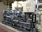 氷蓄熱式・水蓄熱式・中温水蓄熱式空調システム