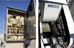 インバータ制御盤 導入事例(1) [オフィスビル] 給排気ファンのインバータ化