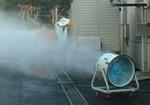 (霧+ファン)冷房ユニット クールジェッター  「CLJシリーズ」