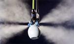 エアー噴霧式加湿器  「ミニフォッガー�V」