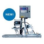 簡単お手軽 印字検査機システム 小文字用インクジェットプリンター&画像センサ一体型