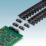 スルーホールリフロー対応耐熱プリント基板用端子台