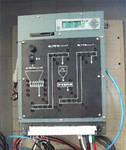 火災防止用コンベヤ温度モニターシステム