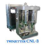 窒素ガス密閉循環型スプレードライヤ  「ツインジェッター CNL-3」