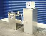 溶剤再生(溶剤回収)装置  「CLEAN-ACE 100シリーズ」