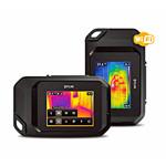 カードサイズのサーモグラフィカメラ  「FLIR C3」