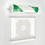 制御盤用フィルター  「マシンツールフィルター(難燃性)GLF」