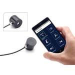 スマートフォンから設定できる小型放射温度計 PyroNFC(パイロNFC)