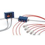 多チャンネル形、放射温度計モニタリングシステム PyroMiniBUS(パイロミニバス)