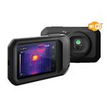 コンパクトサーモグラフィカメラ  「FLIR C3-X」