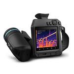 高性能ハンドヘルド型サーモグラフィカメラ  「FLIR T865」(保守・点検用途向け)