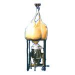 フレコンバッグダイレクトホッパー吸引システム DHシリーズ